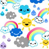 happy weather by berrysprite, click to purchase fabric
