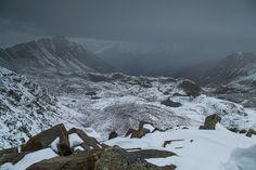 Zu den winterlichen Lais da Macun - In der Natur unterwegs Mount Everest, Mountains, Nature, Travel, National Forest, Bows, Alps, Naturaleza, Trips
