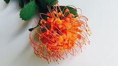 ABC TV | Cómo hacer la flor de papel Tulipa Tarda de papel Crepe - Tutorial de artesanía ABC TV - YouTube