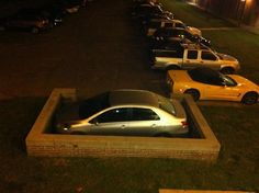 Nice Parking: The Parallel King