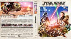 Star Wars Episode VI - Return Of The Jedi Blu-ray Custom Cover