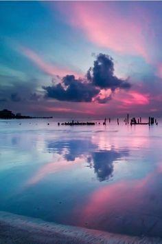 Pretty field Sunsets Nature Background Wallpapers on Desktop Pretty Sunset Backgrounds Wallpapers) Beautiful Sunset, Beautiful World, Beautiful Places, Beautiful Pictures, You're Beautiful, Cotton Candy Sky, Pink Sunset, Pink Sky, Pink Purple