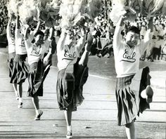 Cheerleading has come a long way since this! Watch the full story with the documentary 'The Truth Behind The Pompoms' - trailer on www.cheercoach.net