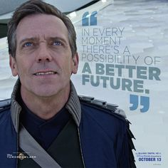 """""""In every moment there's a possibility of a better future. - Walt Disney. Tomorrowland is out on Blu-ray™, Digital HD & Disney Movies Anywhere Oct. 13"""