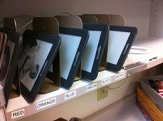 iPad Storage Idea
