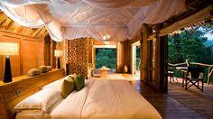 I'd Rather be in Africa //Lake Manyara Tree Lodge // Tanzania