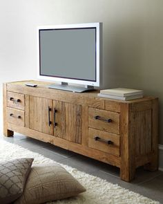McCommas Media Chest - traditional - media storage - Horchow