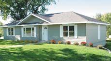 Prescott by Wardcraft Homes Ranch Floorplan