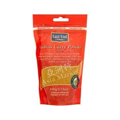 Buy Hot Madras Curry Powder Spice Mix 100g   East End   Asia Market