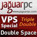 Double Space, Double Bandwidth, Double Ram -