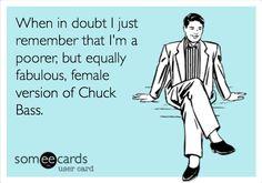 Chuck Bass - Gossip Girl