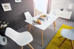 Jedálenské stoly : Jedálenský stôl Sweden 120cm