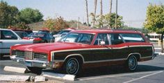 1970 ford ltd station wagon - Google Search.  Our Fix or repair daily, went through 6 trannies in one summer station wagon