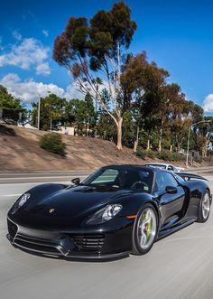The Porsche 911 is a truly a race car you can drive on the street. It's distinctive Porsche styling is backed up by incredible race car performance. Porsche 918 Spyder, Porsche Cars, Porsche 2017, Porsche Panamera, Ferdinand Porsche, Porsche Modelos, Ferrari, Jaguar Xk, Car In The World