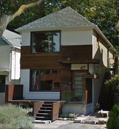 Modernized exterior