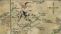Mapa montaña solitaria