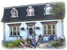 Rosedale Manor in Placentia, Newfoundland...a great place on the waterfront.