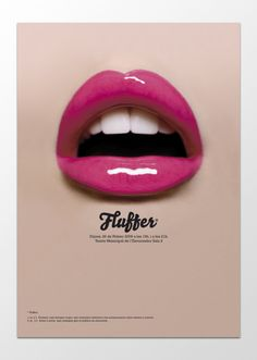 :: Poster for the play Fluffer, a biography of pornographic actress Sascha Grey ::
