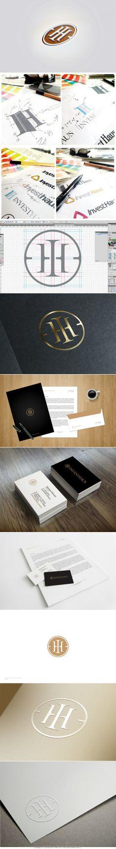 Investhaus Visual Identity