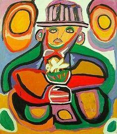 Untitled - Chaibia Tallal - Courtesy of the Kinda Foundation