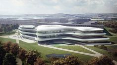 Green Climate Fund Headquarters, Bonn, Germany