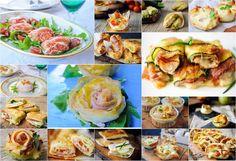 Antipasti di terra ricette facili e veloci vickyart arte in cucina