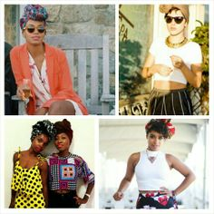 Afro Punk Chic Outfit ideas