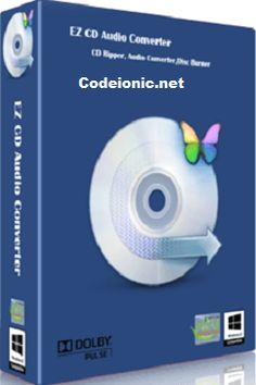 EZ CD Audio Converter 6.0.5 Ultimate With Serial Key | CodeIonic - Full Version Software with Cracks