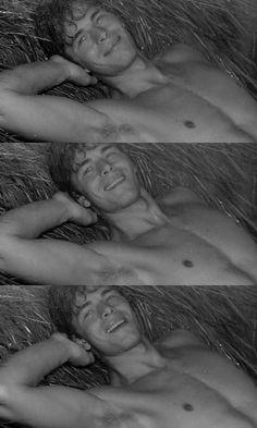 Laurent Terzieff in La notte brava.