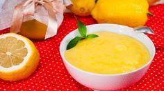Самый вкусный лимонный крем