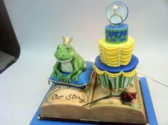 Christopher Garren- Story Book Cake