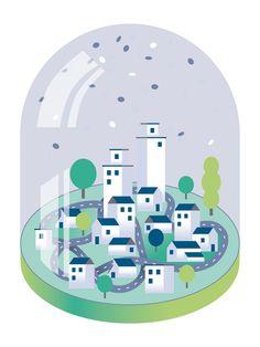 The Good Life, smart city