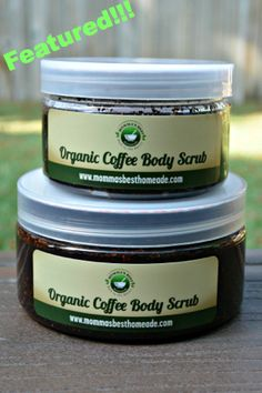 Organic Coffee Body Scrub – Dr. Oz Approved Method to Reduce Cellulite