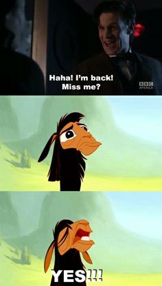 Doctor Who returns, this is the feels.