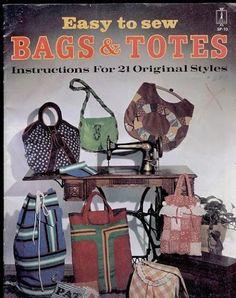 Todo Bolsos - Easy to Sew Bags& Totes - Дора Димитрова - Álbuns da web do Picasa