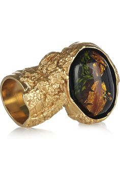 Yves Saint Laurent  - buy this ring in every color, you won't regret it.