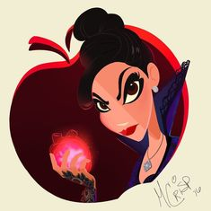 Once Upon A Time: The Evil Queen #reginamills #onceuponatime #ouat #theevilqueen