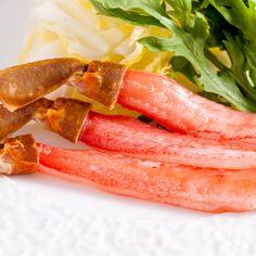 snow crab syabu-syabu style