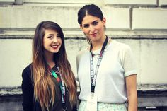 Zoella | Beauty, Fashion & Lifestyle Blog: Mac Makeover at LFW