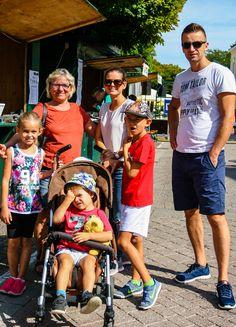 Familienfest 2016 Zum ÖVP-Familienfest kamen mehr als 800 Besucherinnen und Besucher. Eine Rekordteilnahme gab es beim Stadtlauf, an dem mehr als 130 Kinder teilnahmen. Attendance, Kids