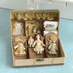 Items in Diane Paone Miniatures shop on eBay.