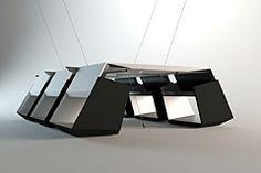 Infinity Konferenztisch von Bozhinovski Design