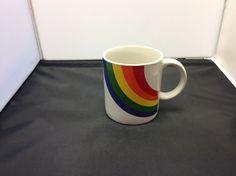 FTDA Rainbow Coffee Mug  | eBay
