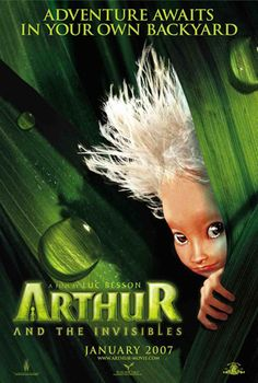 Arthur 1 ~ And The Invisibles