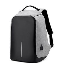 9ba12e5dae68 Anti-theft Waterproof Backpack With Large Load Capacity And USB Charge Port