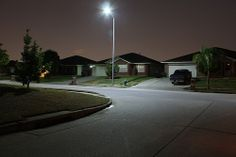 LED Streetlights Save Energy, but Could Have Some Serious Side Effects