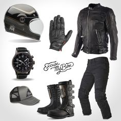 total look cafe racer excuse my bike