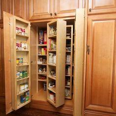 Kitchen Cabinets Storage Ottomans