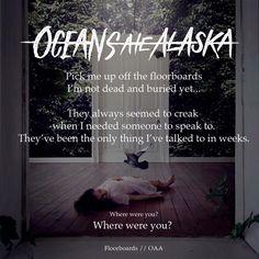 Oceans ate Alaska