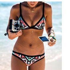 Other - Geometric Bikini